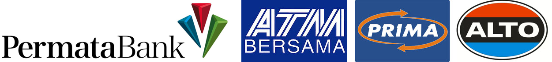 Logo ATM Bersama : Permata Virtual Account