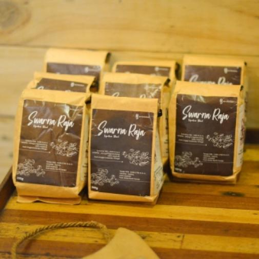 Introducing Swarna Raja: Greenhost Signature Blend by Anomali